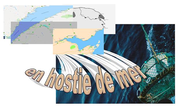 Visueel van project En Hostie de Mer : récit d'aventure chez les pêcheurs du Québec