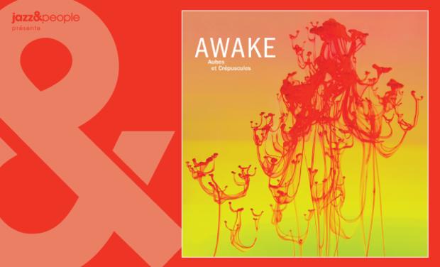 """Visuel du projet AWAKE """"Aubes et Crépuscules"""""""