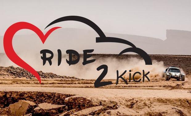 Visuel du projet RIDE 2 KICK ! 2.0