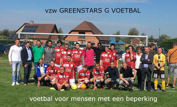 Visuel du projet Greenstars G voetbal
