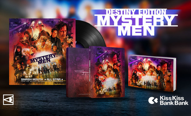 Omslagfoto van project Mystery Men Destiny Edition