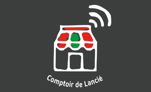 Project visual Comptoir de Lancié
