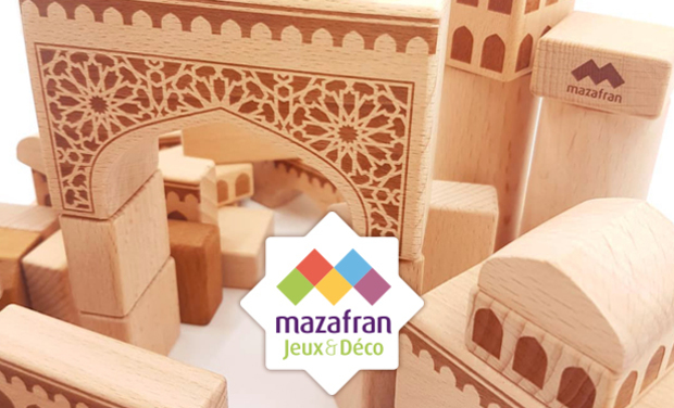 Project visual Mazafran Jeux & Déco Saison#2