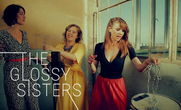 Visuel du projet The Glossy Sisters / NOUVEL ALBUM