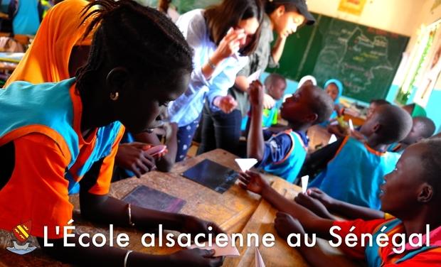 Image du projet L'École alsacienne au Sénégal !
