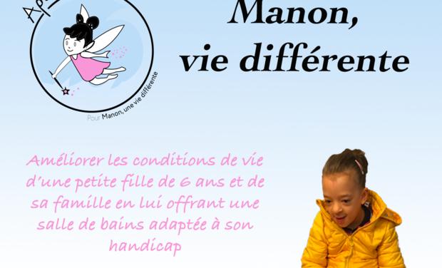 Visuel du projet Une salle de bains pour Manon