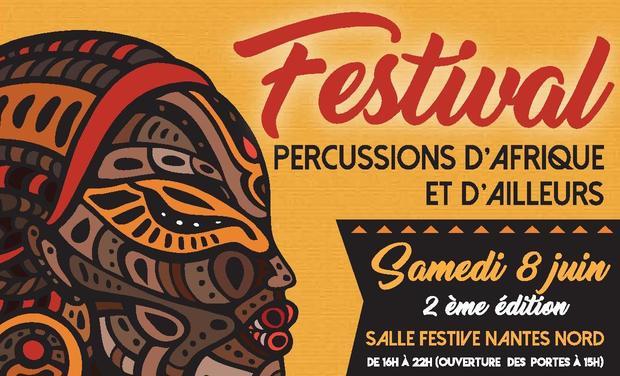 Visueel van project Festival Percussions d'Afrique et d'Ailleurs