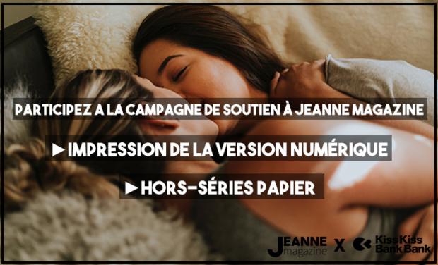 Visuel du projet Jeanne Magazine fête ses 5 ans avec de nouveaux projets!