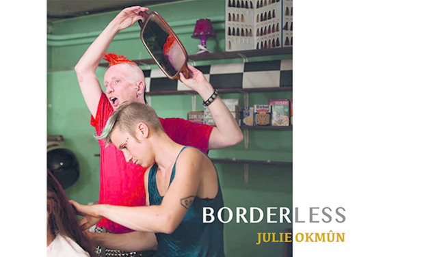 Project visual BORDERLESS, le livre photographique de Julie Okmûn