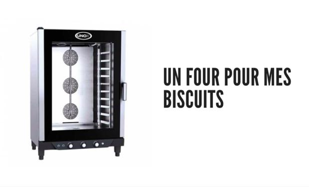Visuel du projet Un Four Pour Mes Biscuits