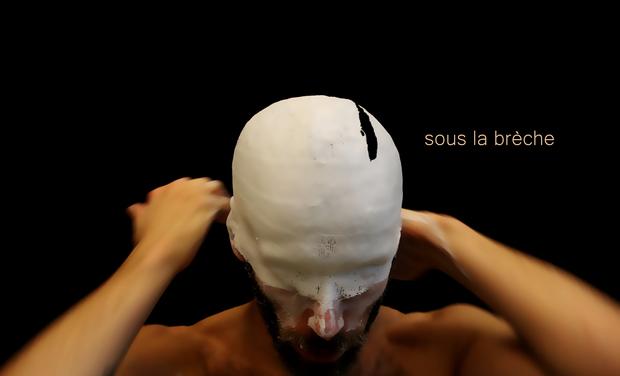 Project visual Sous La Brèche