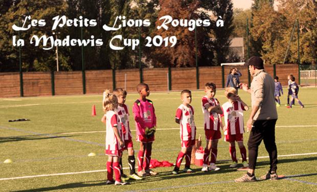 Visueel van project Les petits Lions Rouges à la Madewis Cup 2019