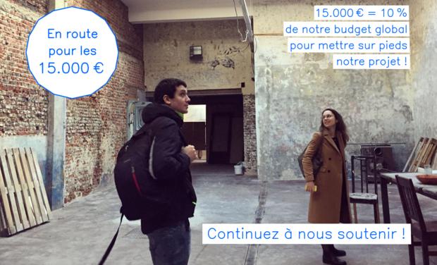 Visuel du projet Un Espace des migrations à Bruxelles