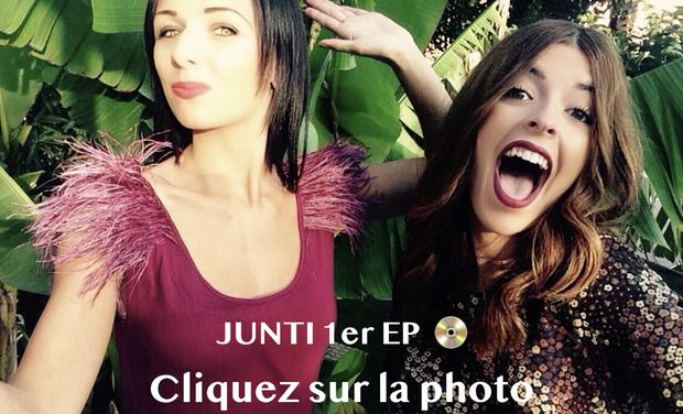 Omslagfoto van project JUNTI 1er EP