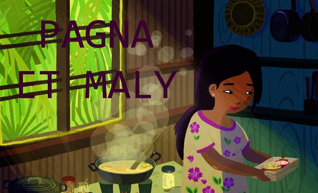 Visuel du projet Pagna et Maly