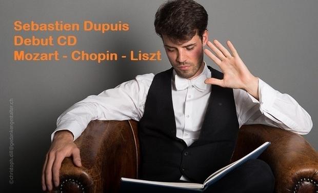 Visuel du projet Debut CD