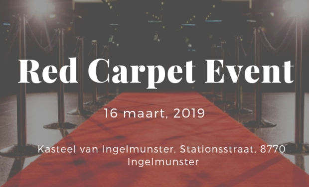Project visual Red Carpet Event by Krea Venta