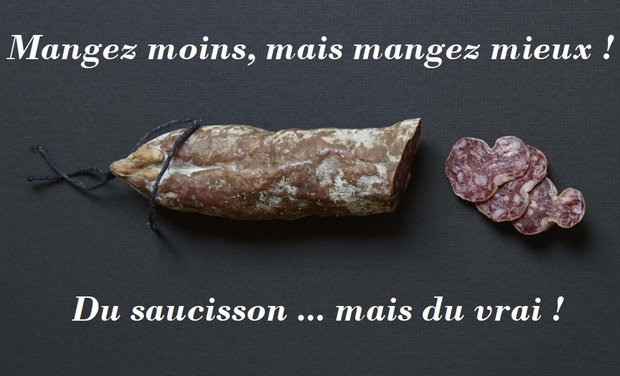 Visueel van project Le saucisson d' Ile De France !