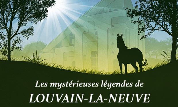 Visuel du projet Les mystérieuses légendes de Louvain-la-Neuve