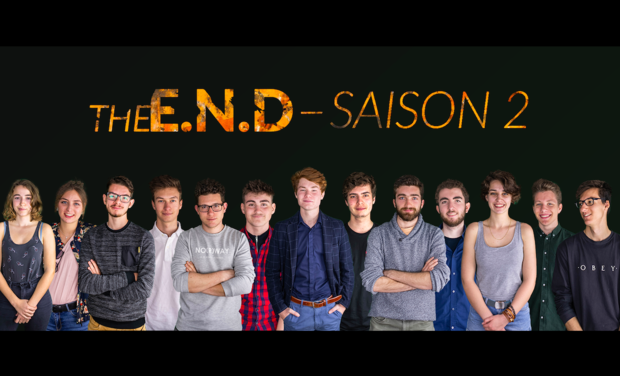 Project visual The E.N.D - Saison 2