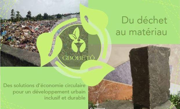 Visueel van project Lutte contre la pollution plastique et la pauvreté à Porto-Novo (Bénin)