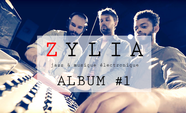 Project visual Zylia // 1er album