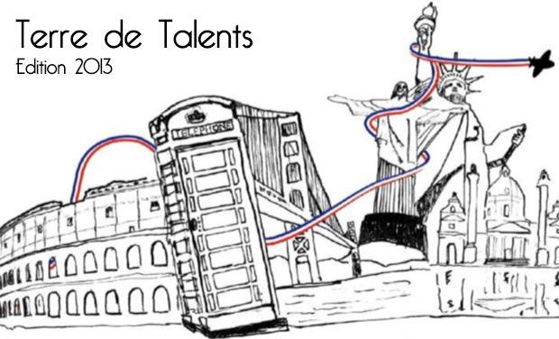 Visueel van project Terre de Talents 2013