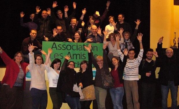 Project visual La French Coop, l'épicerie coopérative d'Asnières sur Seine