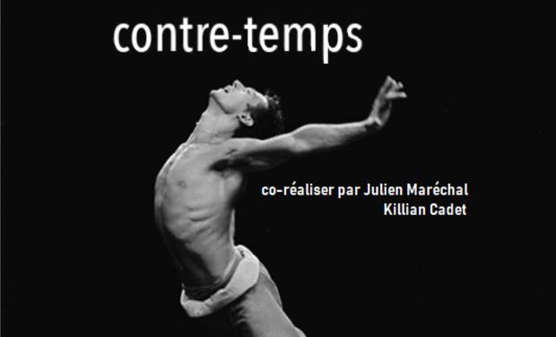 """Visuel du projet """"Contre-Temps""""  Court-Métrage"""