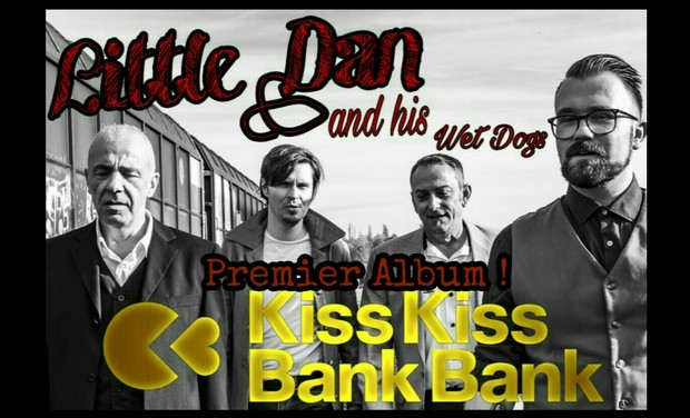 Visuel du projet Little Dan and his Wet Dogs - 1er album