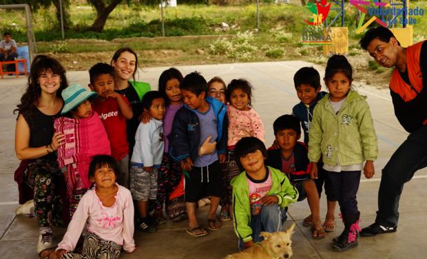 Visuel du projet Goûters pour les enfants des bidonvilles de Cochabamba.