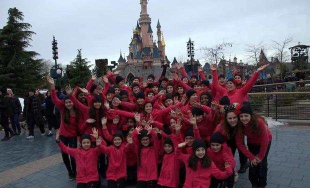 Visuel du projet Les compagnies d'Ainsi Danse Ballet se représentent à DisneyWorld !