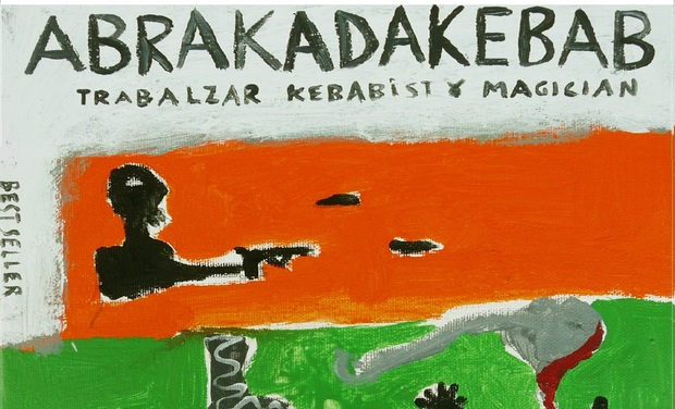 Project visual ABRAKADAKEBAB