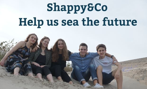Visuel du projet Let's clean the ocean together - Shappy&Co