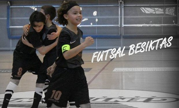 Project visual Futsal Besiktas Gent
