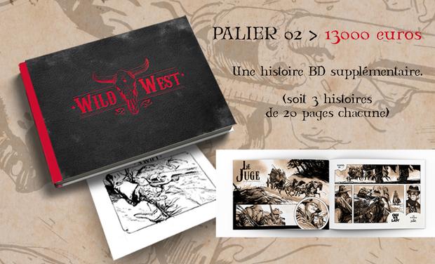 Visuel du projet Wild west