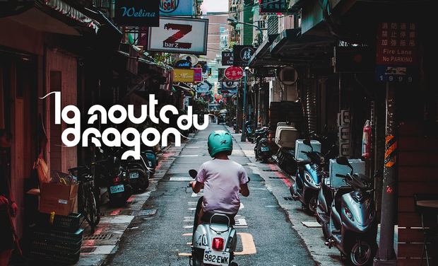 Visuel du projet La route du Dragon