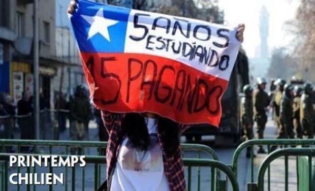 Visuel du projet Printemps chilien