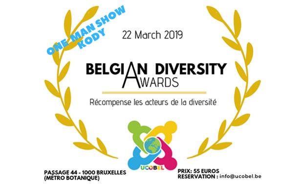 Visuel du projet Belgian Diversity Awards