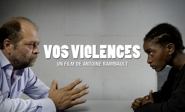 Project visual Court-métrage VOS VIOLENCES