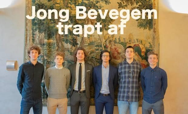 Visuel du projet Opstartfase Jong Bevegem