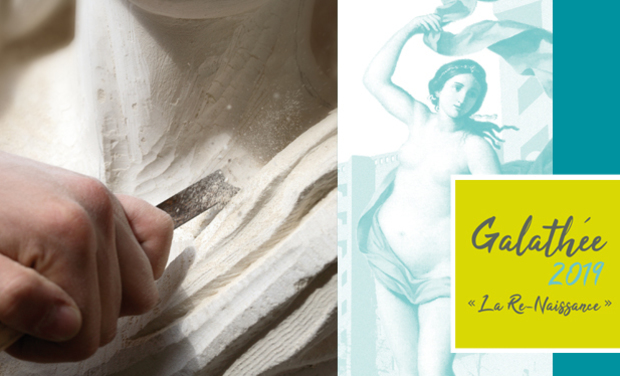 Visuel du projet Participez au financement de la Statue Galatée