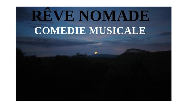 Project visual Rêve Nomade