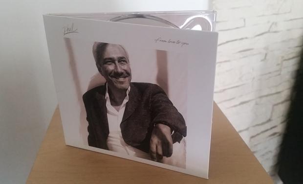 Visuel du projet Album EP de Phil Di noia
