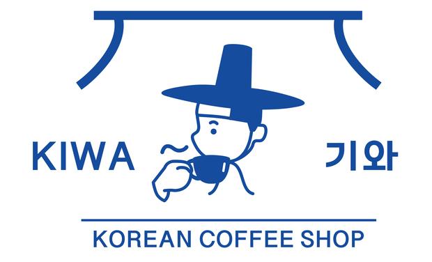 Project visual Kiwa - Korean Coffee Shop