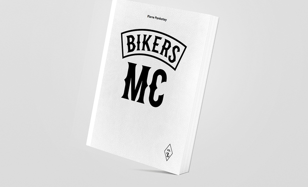 Visueel van project BIKERS MC - Volume 2