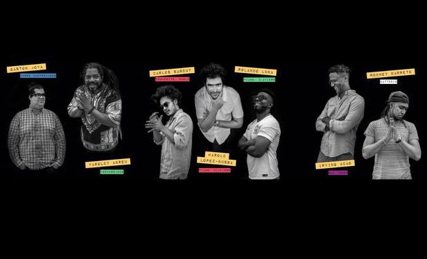 Project visual Premier album Y Que !? de EL COMITE