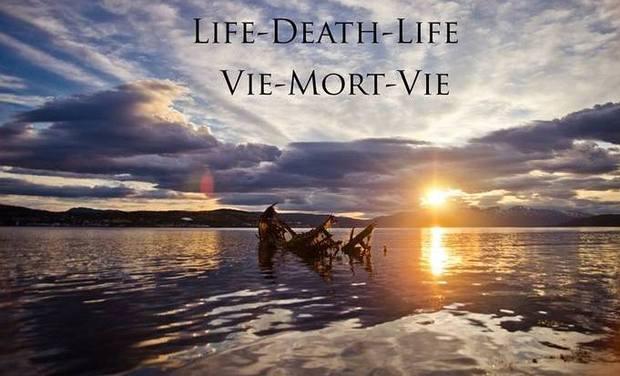 Visuel du projet Vie-Mort-Vie / Life-Death-Life