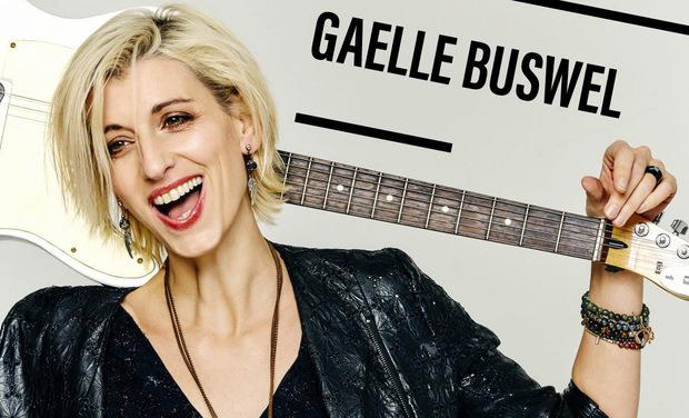 Visuel du projet GAELLE BUSWEL - Production du 4ème album