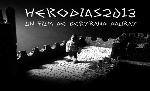 Project visual HERODIAS 2013, un film d'animation